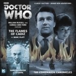 Doctor Who Companion Chronicles: Flames Of Cadiz by Marc Platt (CD review).
