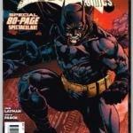 Batman Detective Comics #19 (comic-book review).