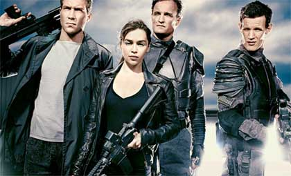Terminator Genisys: the Terminator that really should have known when to stop? (film retrospective).