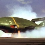 My Favourite Photograph: Thunderbird 2 Landing At London Airport – hopefully one of a series by: GF Willmetts (article)