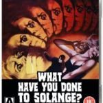 What Have You Done To Solange (1972) (Blu-ray/DVD film review).