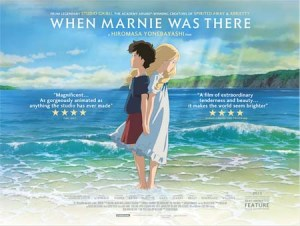 When Marnie Was There (trailer), latest Studio Ghibli anime.