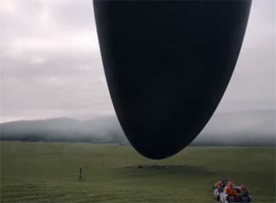 Arrival (new scifi film trailer).