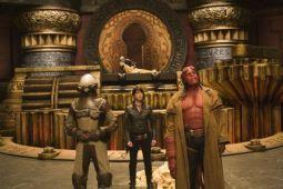 Film Still from Hellboy II: The Golden Army, 2008