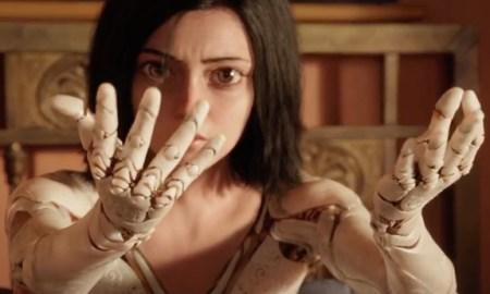 Alita Battle Angel (first trailer for James Cameron film).