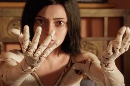 Alita: Battle Angel (new trailer).