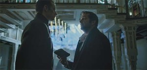 Altered Carbon (trailer for Netflix TV series)