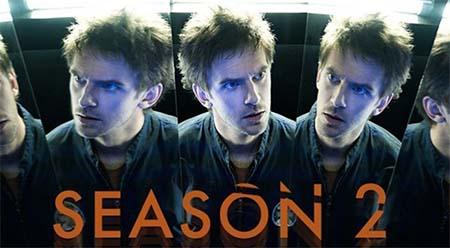 Legion, second season trailer.