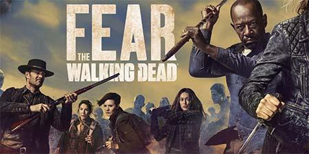 Fear the Walking Dead 4th season (part deux) (trailer).