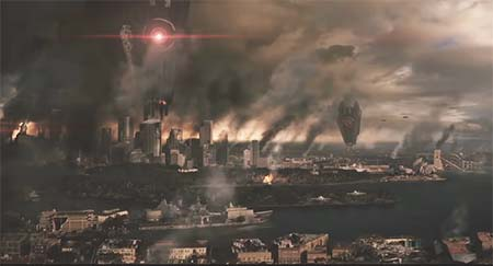 Occupation (2018) (scifi war movie trailer).