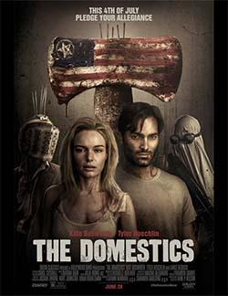 The Domestics (post-apocalyptic movie trailer).