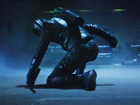 Arrow (7th season trailer).