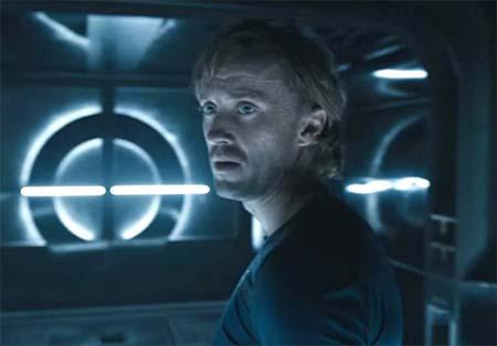 Origin (new scifi series on YouTube Premium).
