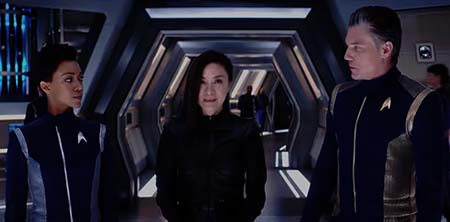 Star Trek Discovery: season 3 episode 2 review: Far From Home (video).