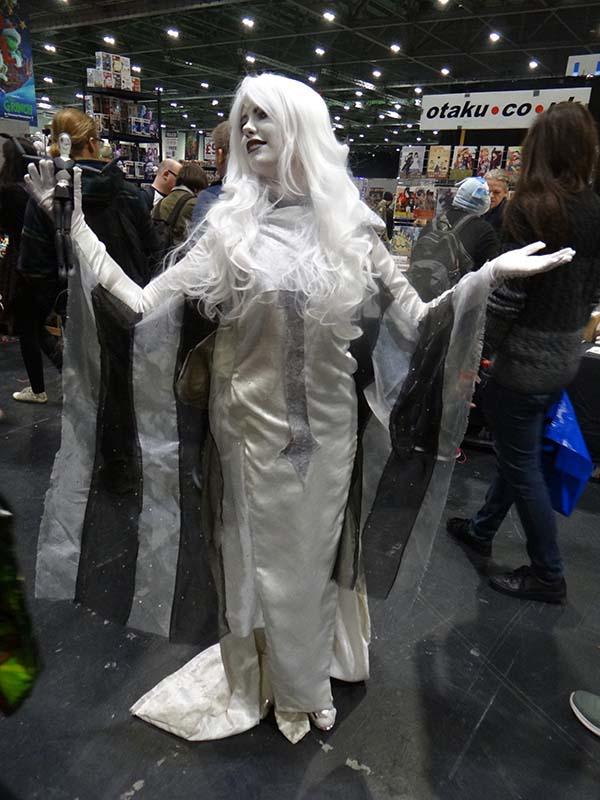 A Pale Princess.