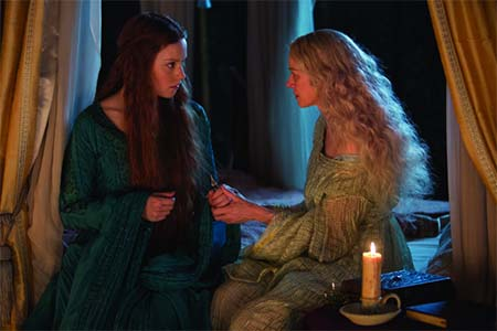 Ophelia (movie trailer with added Daisy Ridley).