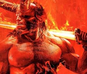 Hellboy (2019) (first trailer).