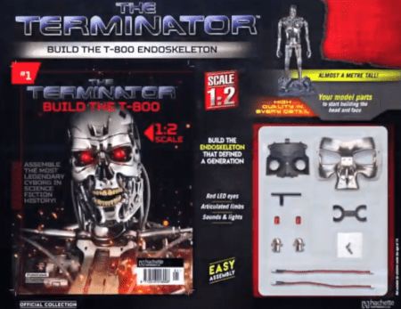 Build your own Terminator (for £1190.80).