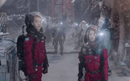 Wandering Earth: Liu Cixin gets China's first major scifi movie.