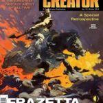 Comic Book Creator #19 Winter 2019 (magazine review).