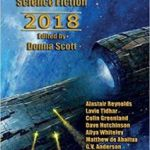 Best Of British Science Fiction 2018 edited by Donna Scott (book review).