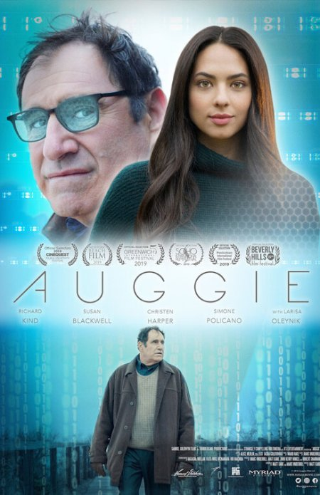 Auggie (scifi movie trailer).
