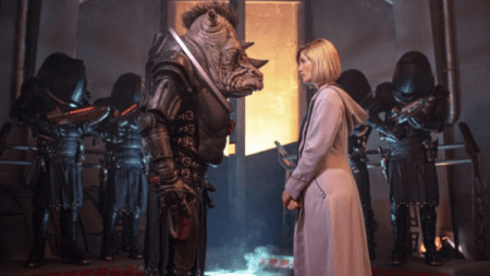 Dr Who season 12 goes back to scifi and classic monsters