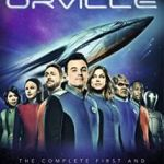 The Orville: The Complete First And Second Seasons boxset (DVD TV series review).