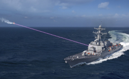 Drone laser always kills!