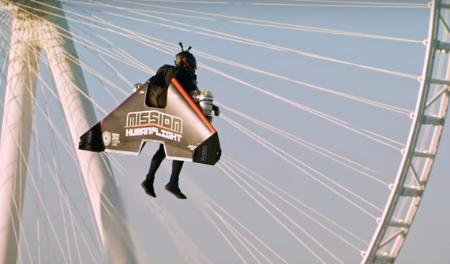 Jetman: made of Iron? (video).