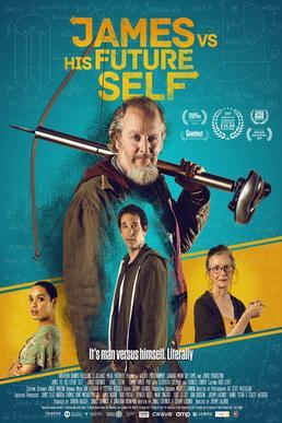 James vs. His Future Self (time travel film: trailer).