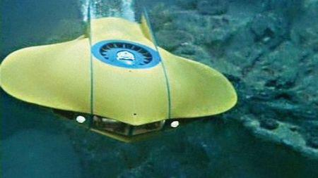Sea-based aliens rule? (science video)
