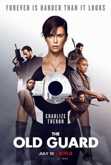 The Old Guard (Netflix scifi film: trailer).