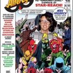 Alter Ego #164 May 2020 (magazine review).