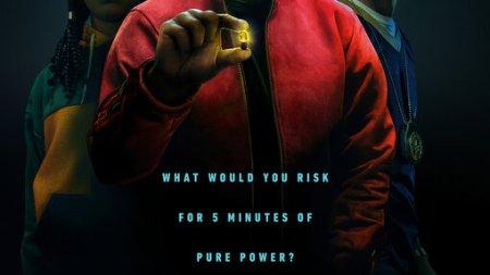 Project Power (superhero film: trailer).