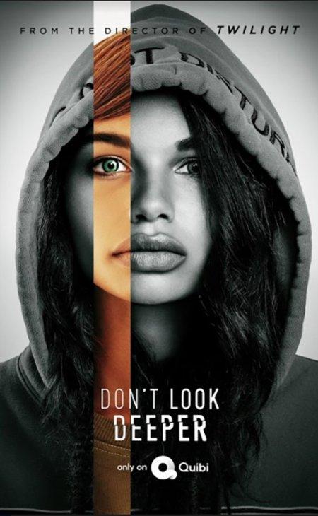 Don't Look Deeper (scifi TV series: trailer).