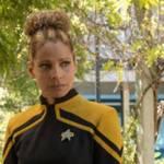Star Trek Picard interviews: Michelle Hurd (video).