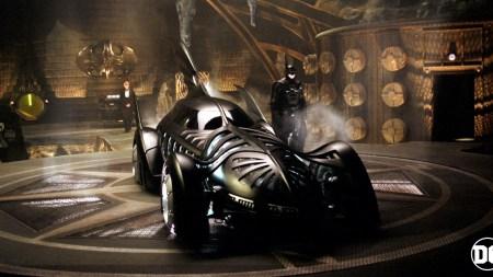 The Batman (new Bats film: first trailer).