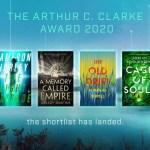 Arthur C. Clarke Award winner for 2020 announced: Namwali Serpell (award news).