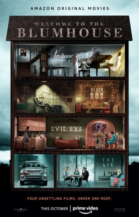 Welcome to the Blumhouse (Amazon Prime horror