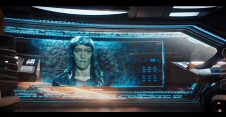 Star Trek Discovery: season 3, episode 8, The Sanctuary (trailer).