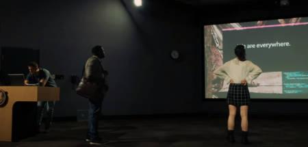 Dark Web: Cicada 3301 (scifi Illuminati thriller movie: trailer).