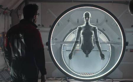 Archive - a scifi film review by Mark Kermode (video).