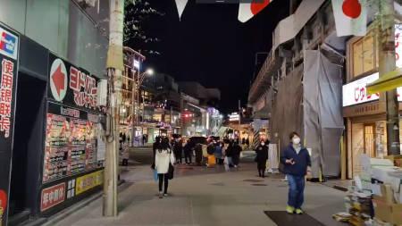 From Nihombashi to Asakusa: a calming Tokyo walk (video).