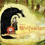 The Art Of Wolf Walkers by Charles Solomon (book review).