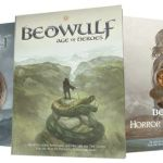 Beowulf: Age Of Heroes by Jon Hodgson, David Rea and Jacob Rodgers (RPG review).
