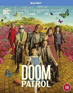Doom Patrol: HBO TV series, third season (trailer).