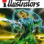 Illustrators #32 (art magazine review).