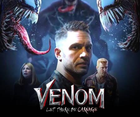Venom: Let there be Carnage (trailer: 2nd Marvel Venom movie).