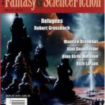 The Magazine Of Fantasy & Science Fiction, May/Jun 2021, Volume 140 #755 (magazine review).